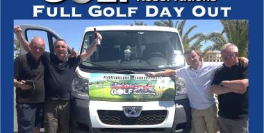 BENIDORM GOLF DAY OUT